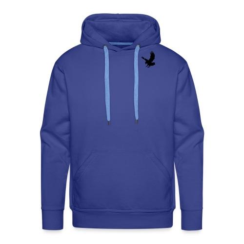 Black Eagle - Sweat-shirt à capuche Premium pour hommes