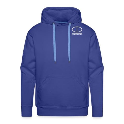 75 zonder tekst - Mannen Premium hoodie