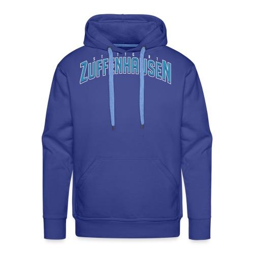 141122 zuffenhausen jersey away 2c - Männer Premium Hoodie