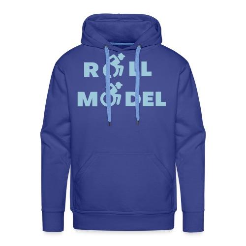 RollModel5 - Mannen Premium hoodie