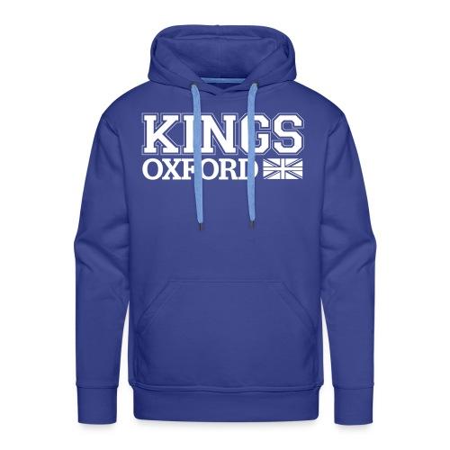 Kings Oxford hoodie - Men's Premium Hoodie