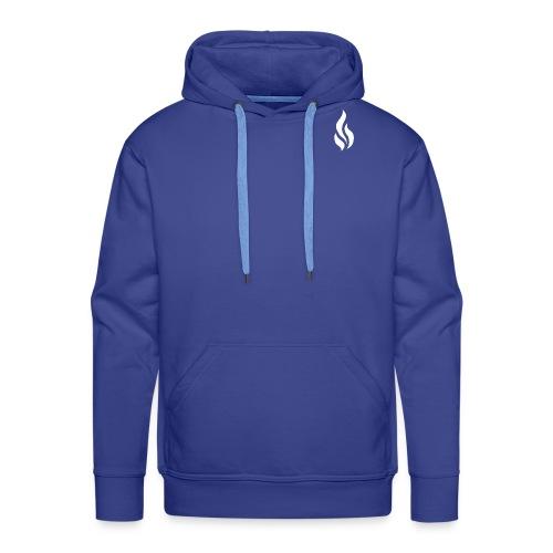 Manic Lit Logo - Men's Premium Hoodie