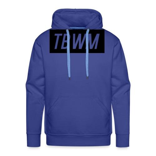 TBWM Teenage Shirt - Men's Premium Hoodie