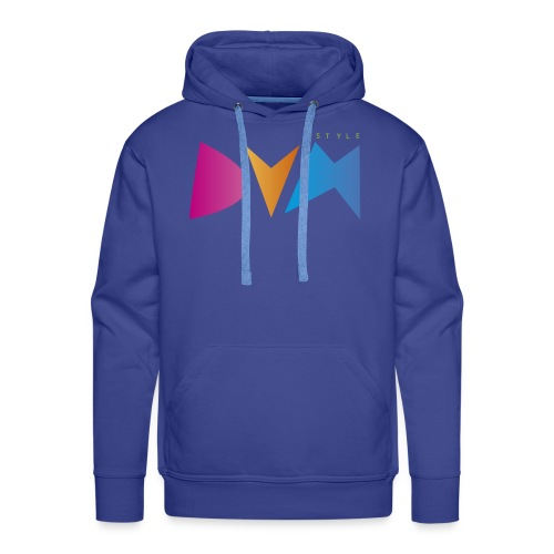 DYM Style - Sudadera con capucha premium para hombre