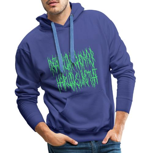 I Really Like When Your Hair Looks Like That - Men's Premium Hoodie