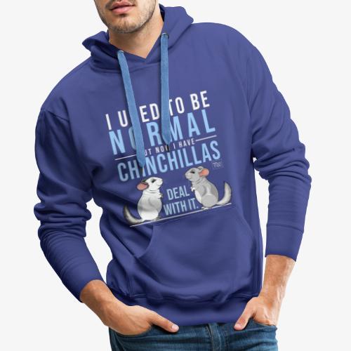 Chinchilla Normal II - Miesten premium-huppari