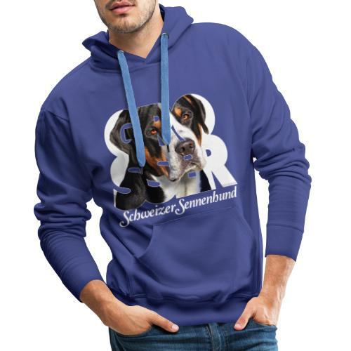 Grosser Schweizer Sennenhund - Miesten premium-huppari