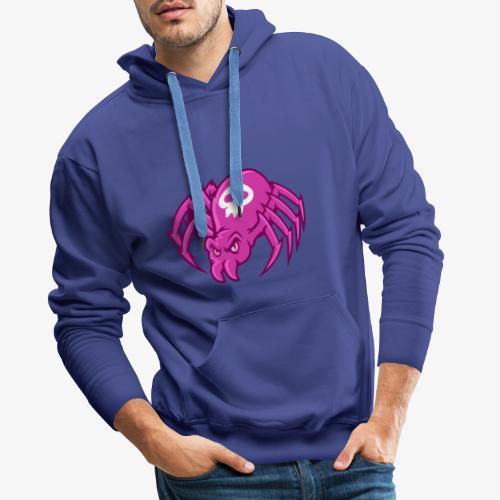 Angry Spider II - Miesten premium-huppari