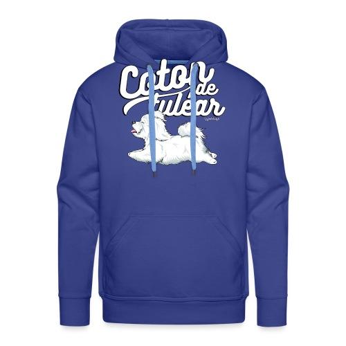 Coton De Tuléar 001 - Men's Premium Hoodie