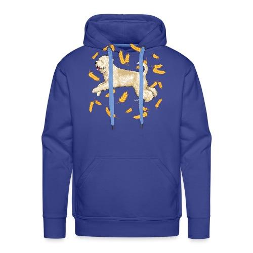 Wheat Wheaten Terrier - Men's Premium Hoodie