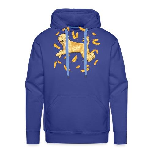 Wheat Wheaten Terrier 2 - Men's Premium Hoodie