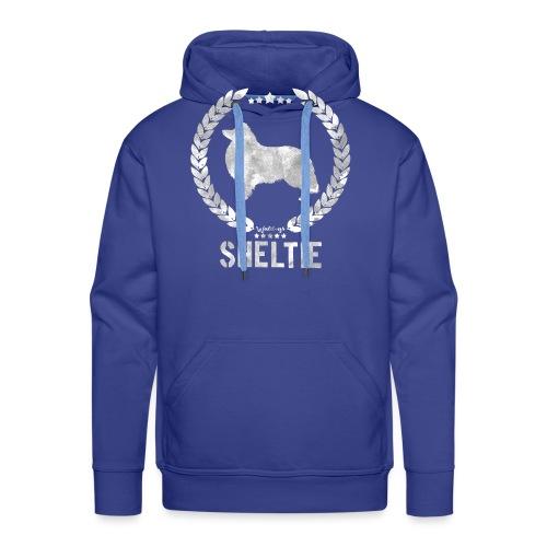 sheltiearmy3 - Men's Premium Hoodie