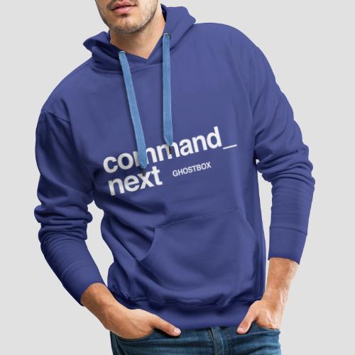 Command next - Männer Premium Hoodie