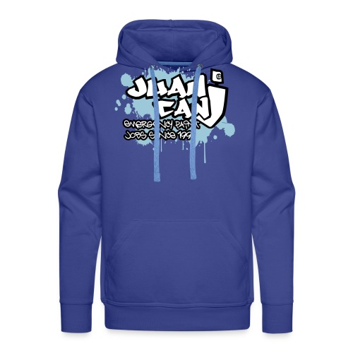 Juan can logo for spreadshirt - Men's Premium Hoodie