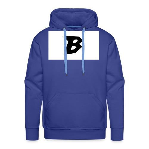 B jpg - Männer Premium Hoodie