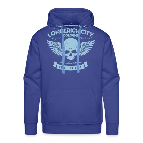 LONGERICH CITY COLOGNE - Männer Premium Hoodie