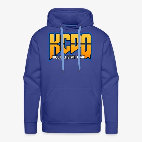 KCDQ , v1.0 , - Sweat-shirt à capuche Premium pour hommes