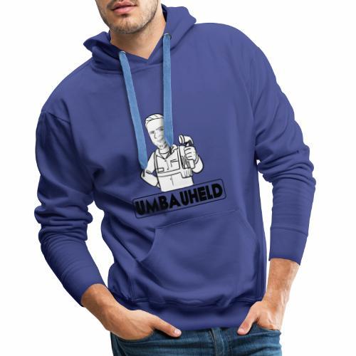 Man - Männer Premium Hoodie