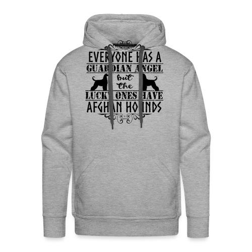 Afghan Hound Angels - Men's Premium Hoodie