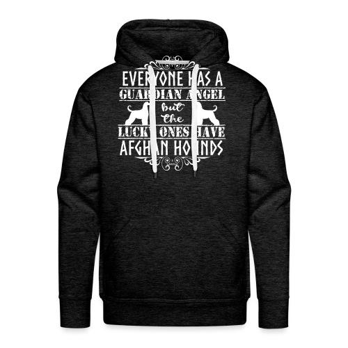 Afghan Hound Angels 2 - Men's Premium Hoodie