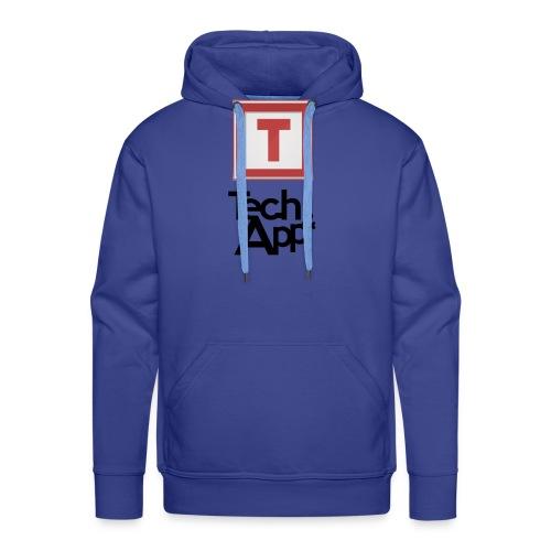 Tech&App - Sweat-shirt à capuche Premium pour hommes