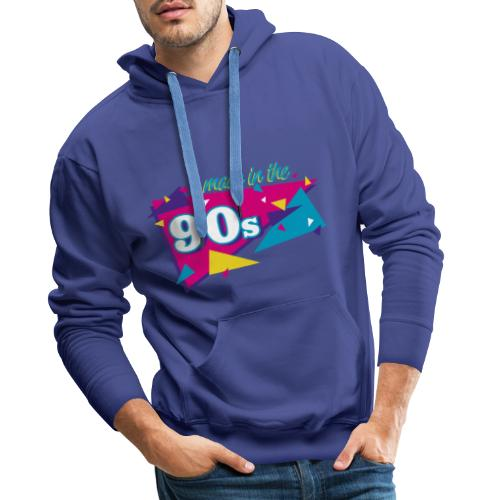 Made in the 90s - Männer Premium Hoodie