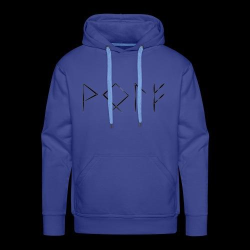 Wolf Furthak - Sweat-shirt à capuche Premium pour hommes