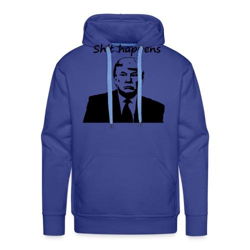 Präsident Trump - Männer Premium Hoodie