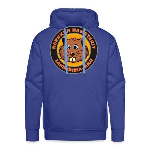 Herukan Hamsterit - Miesten premium-huppari