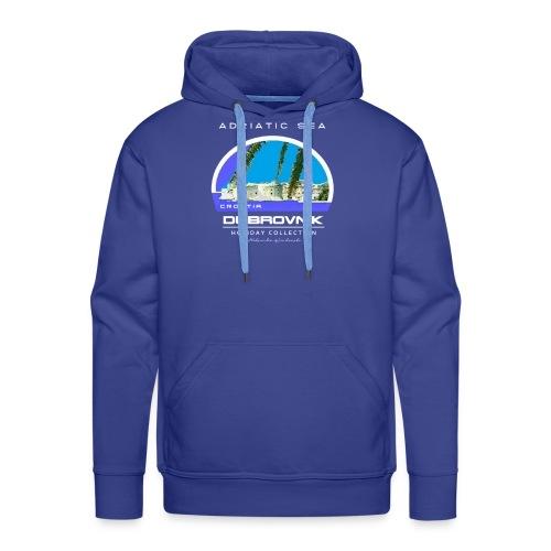 Dubrovnik Croatia, T- Shirt, sehr gute Qualität - Männer Premium Hoodie
