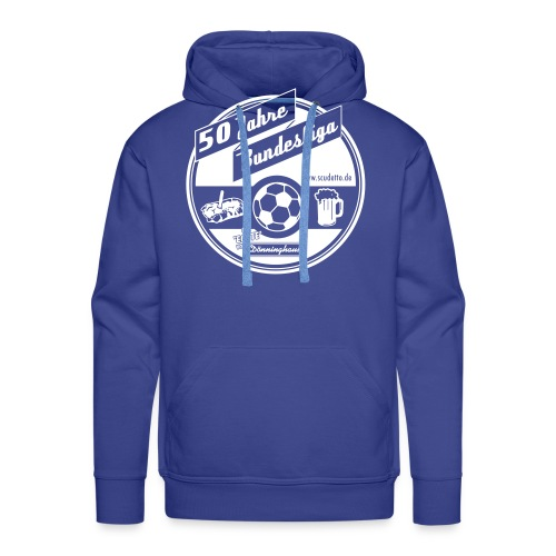 jb shirt braun - Männer Premium Hoodie