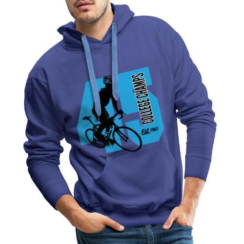 Wielersport - Mannen Premium hoodie