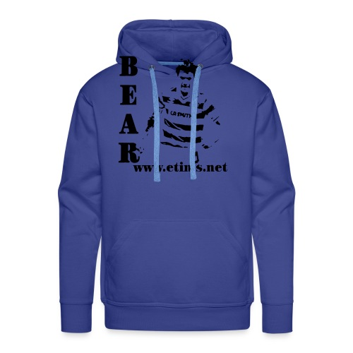 spreadshirt bear 1 - Men's Premium Hoodie