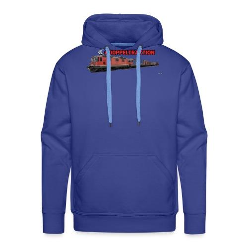 #Doppeltraktion Merchandise! - Männer Premium Hoodie