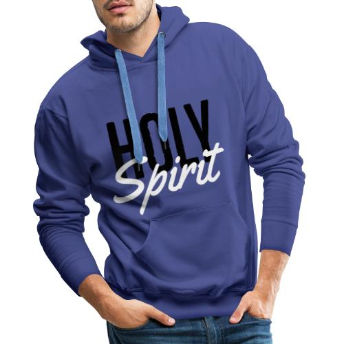 HOLY SPIRIT - Men's Premium Hoodie