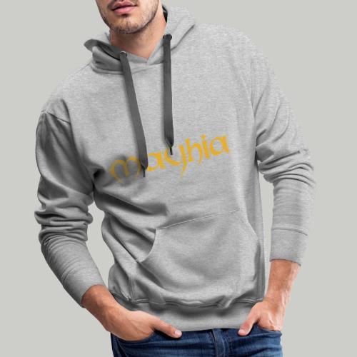 mayhia, die Marke einer Philosophie. - Männer Premium Hoodie