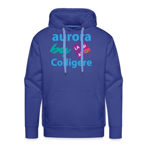 Aurora by Colligere - Premium hettegenser for menn