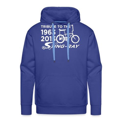 stingray - Sweat-shirt à capuche Premium pour hommes