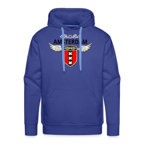 Amsterdam Netherlands - Männer Premium Hoodie