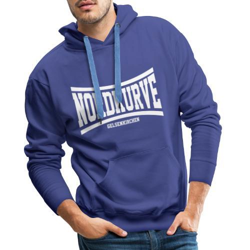 nordkurve gelsenkirchen - Männer Premium Hoodie