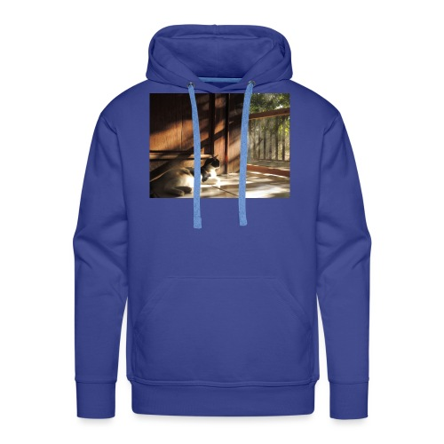 MILA - Sudadera con capucha premium para hombre