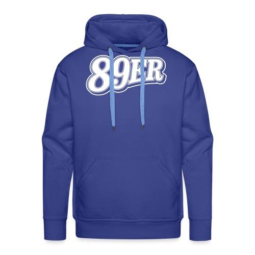 Basic 89er Jersey Home weiß - Männer Premium Hoodie