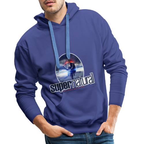 supernatural - Männer Premium Hoodie