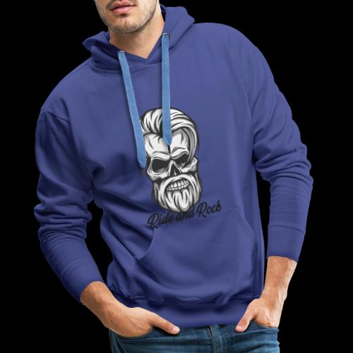 Ride and Rock - Männer Premium Hoodie