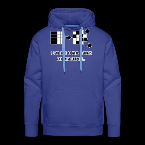 Entropy Shirt - Men's Premium Hoodie