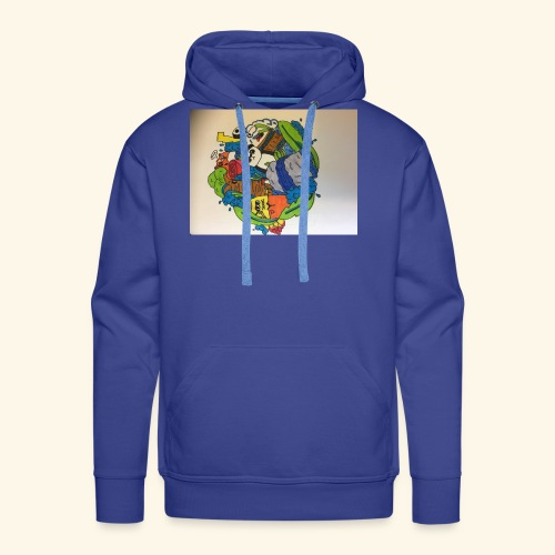 hoodie's and shirts - Mannen Premium hoodie