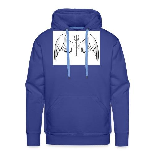 da - Sweat-shirt à capuche Premium pour hommes