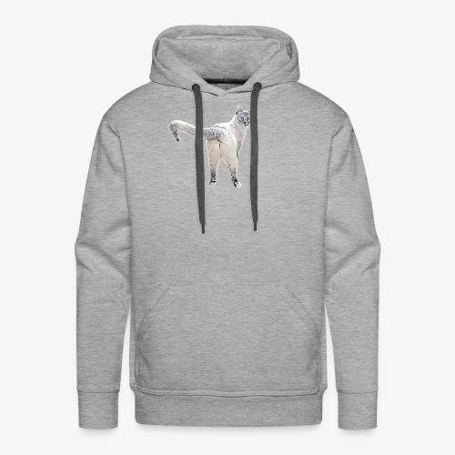snow1 - Men's Premium Hoodie