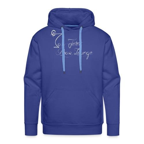 La Jetée Bar lounge - Sweat-shirt à capuche Premium pour hommes