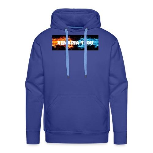 Kolekcja początkowa - Bluza męska Premium z kapturem
